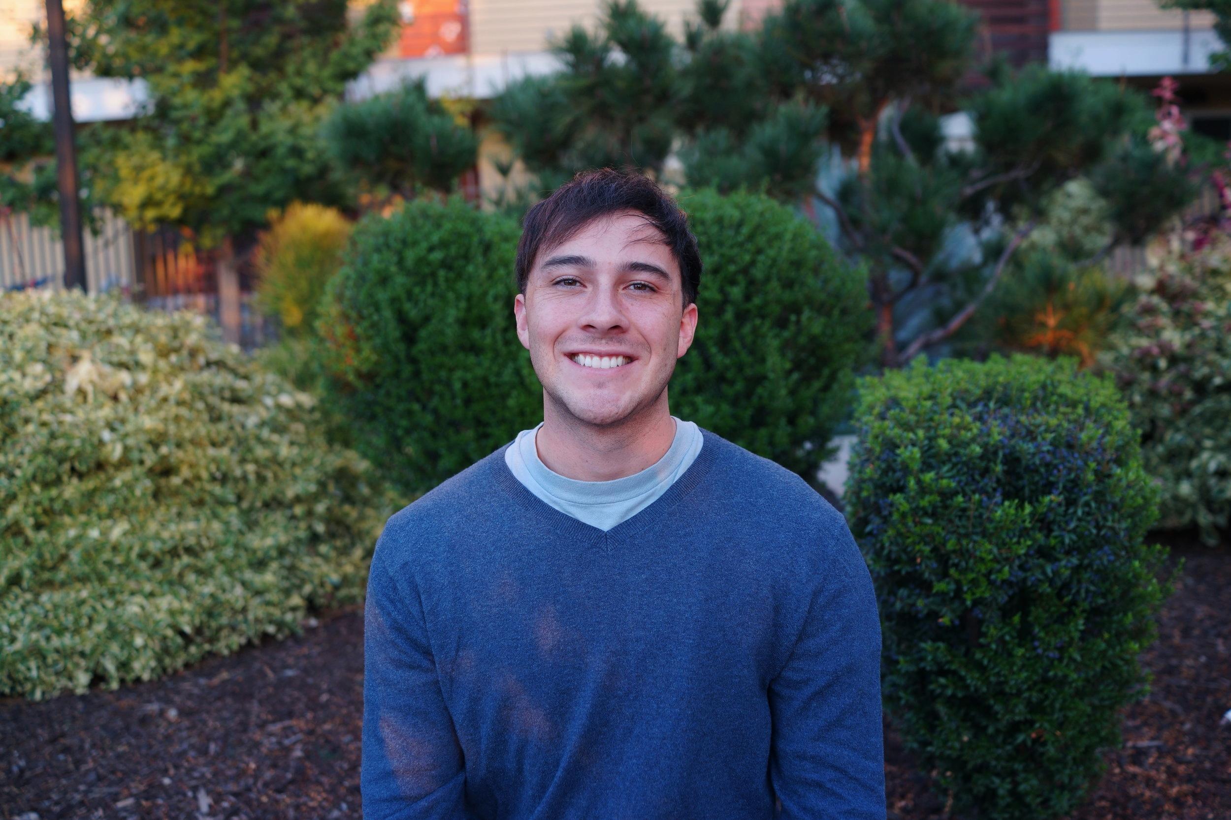 Andrew Barrett - Logistics Manager, Curriculum Planner, Student Teacher
