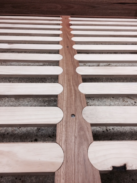 MM-BED made by Leaf Handcrafted Furniture