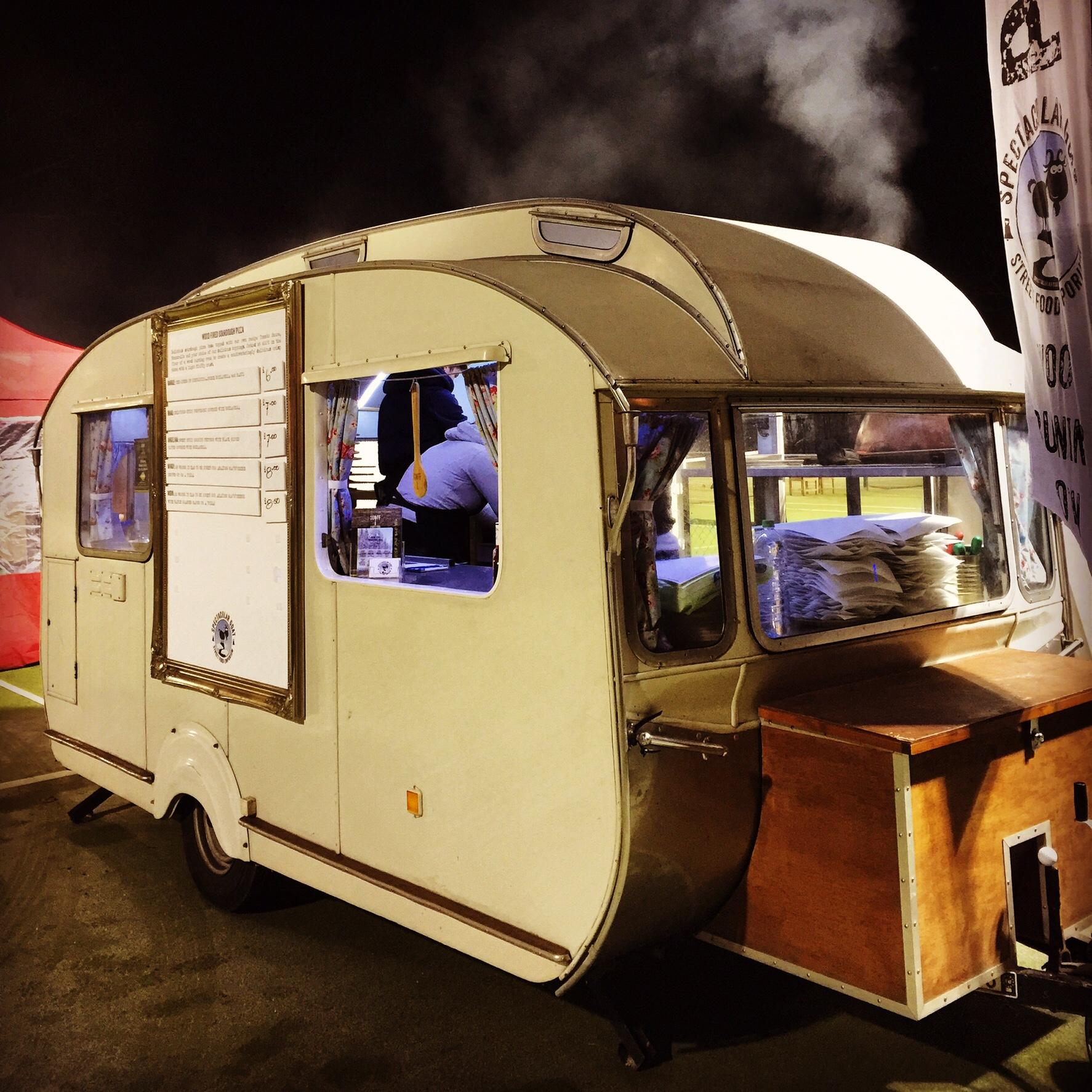 1950s Vintage Caravan