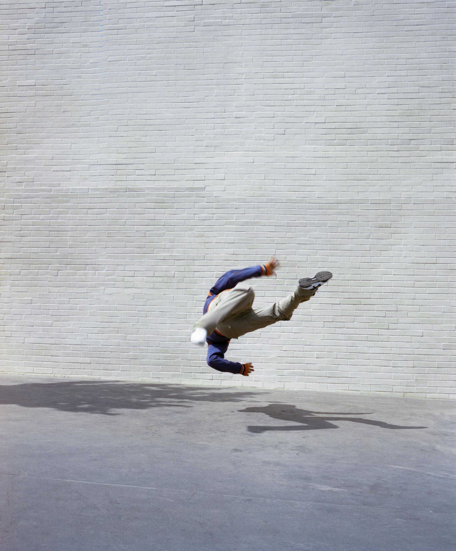 La Chute Sans Titre No. 13, 2008, 105 x 85 厘米