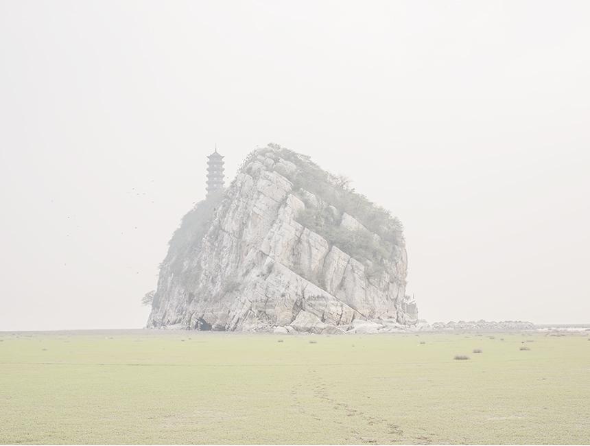 大孤山和小孤山, 2015  每張尺寸:106 x 84厘米/ 120 x 96厘米 ( 一套兩張 )