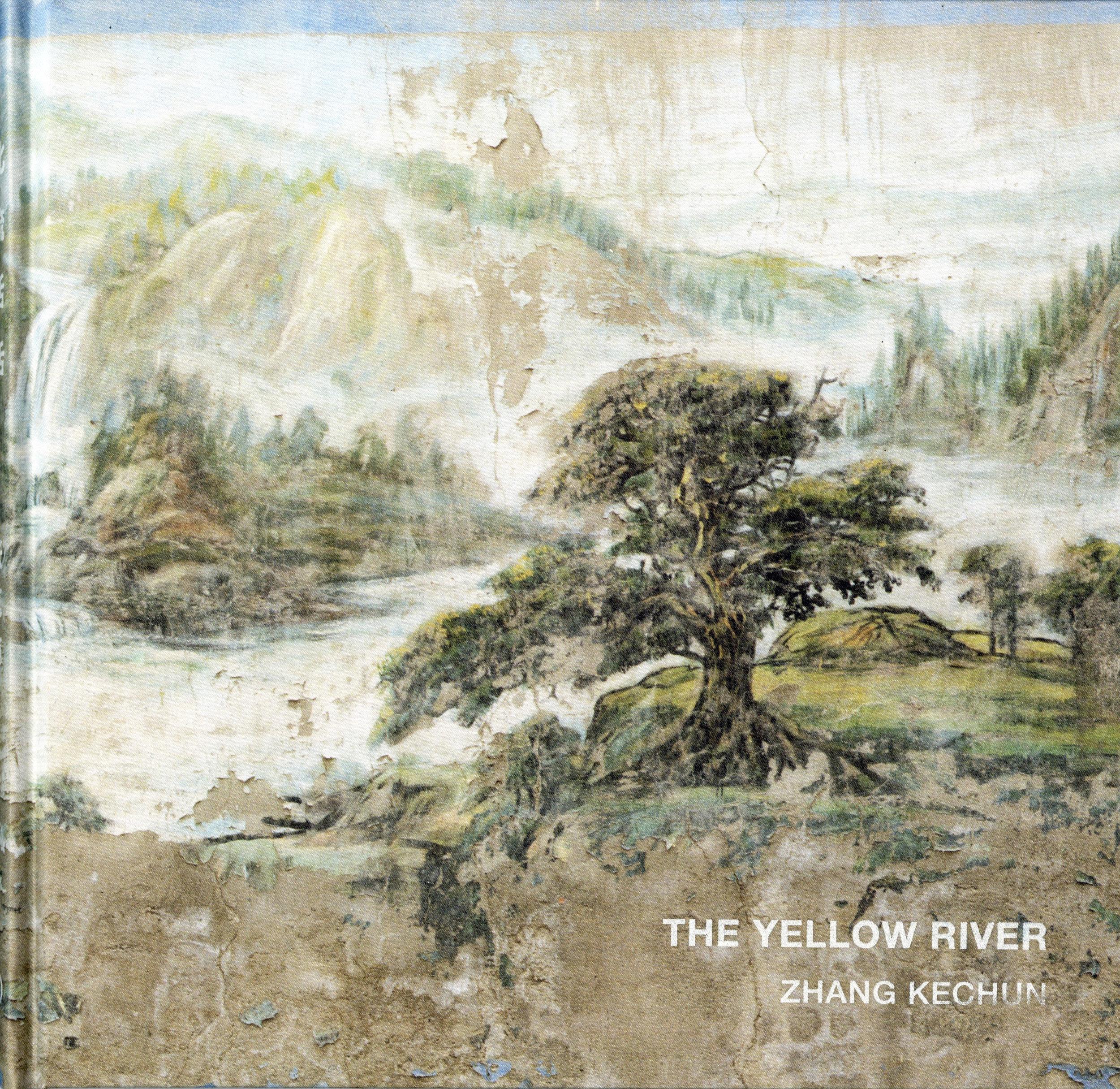 黃河 Yellow River   (附藝術家親筆簽名)  張克純  HKD 800