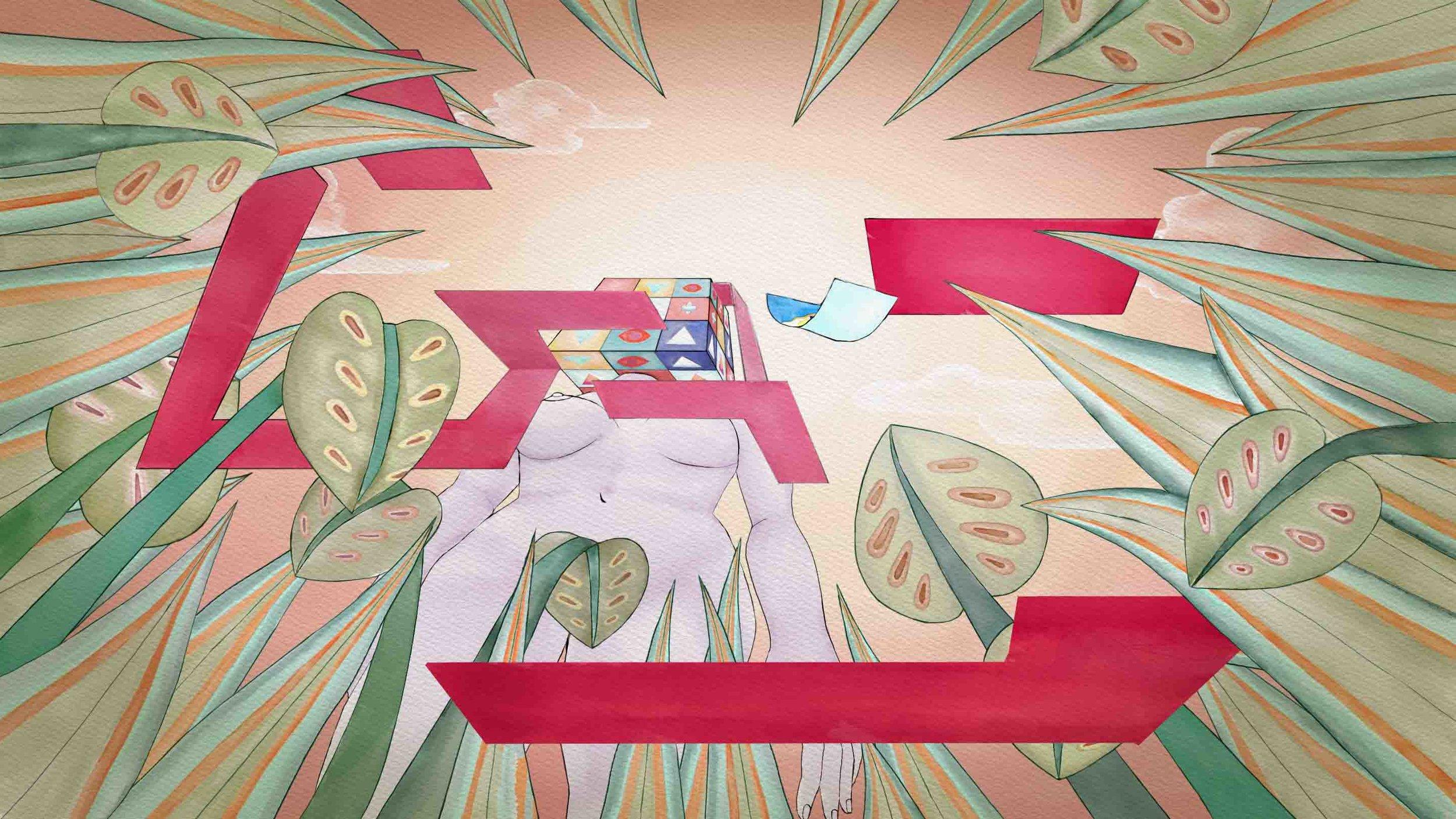 Forest Floor    Concept Art