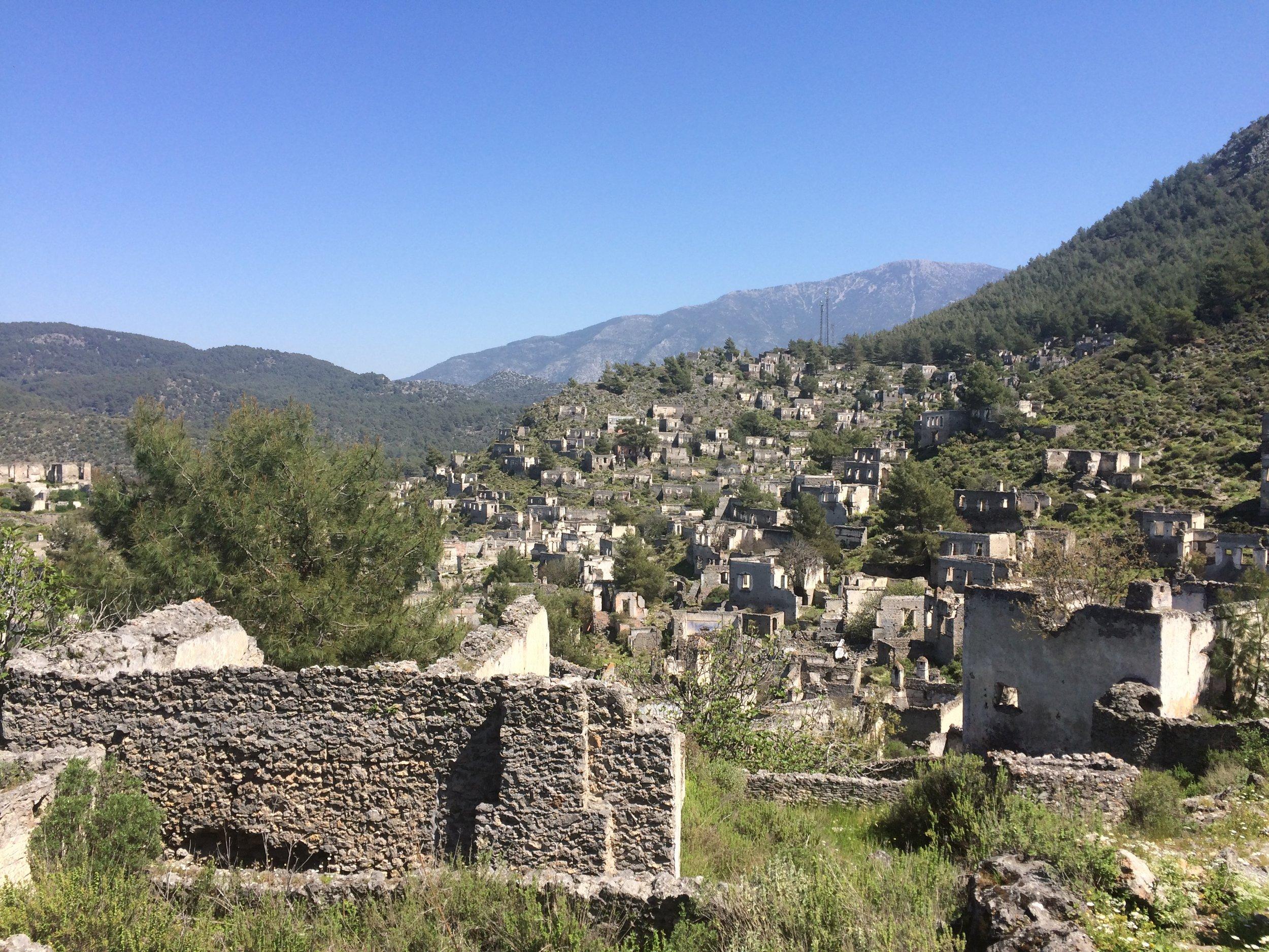 Kayakoy Ruins