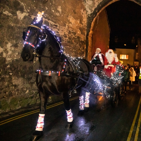 Cartmell Christmas Festival