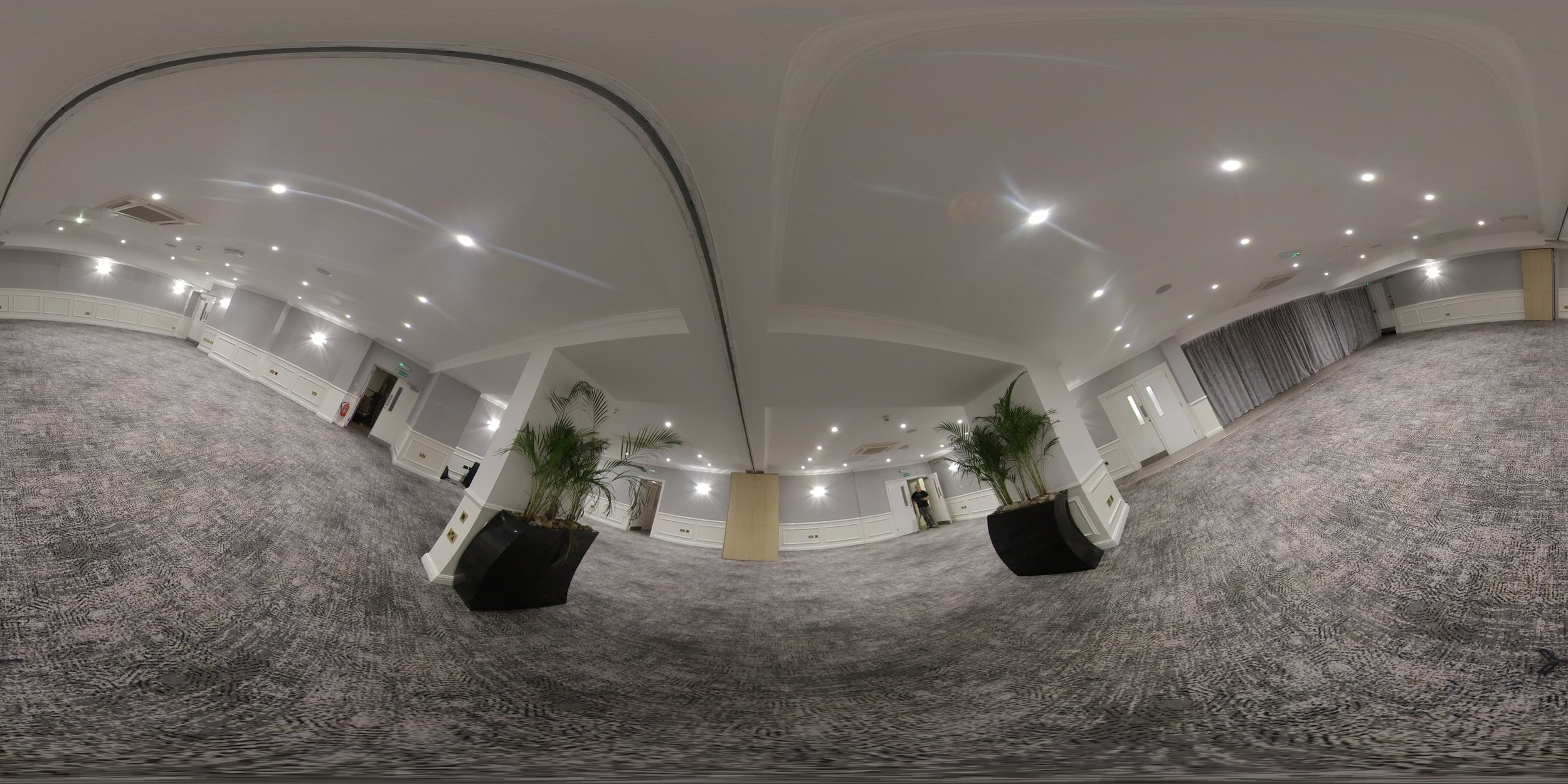360 degree image of William Kayne Suite, The Richmond Hotel , Liverpool
