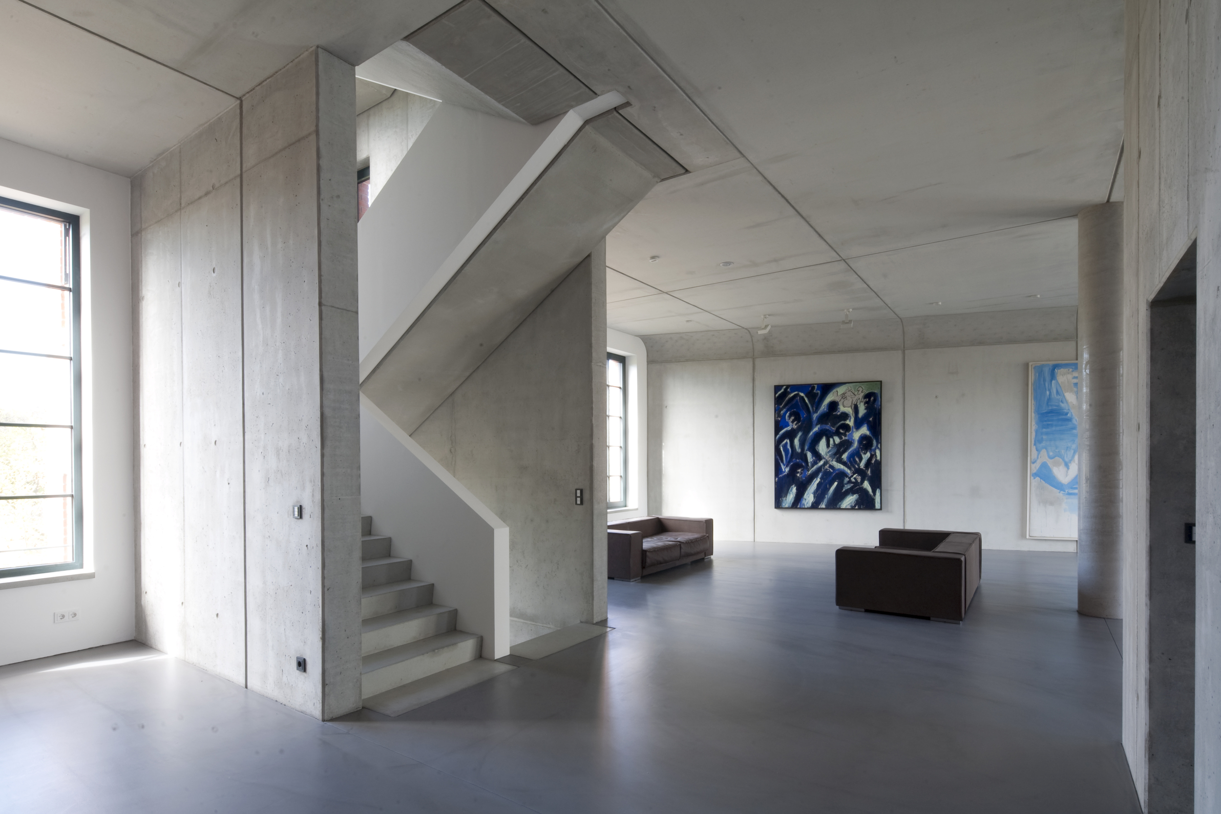 Private apartmenthouse, Berlin,