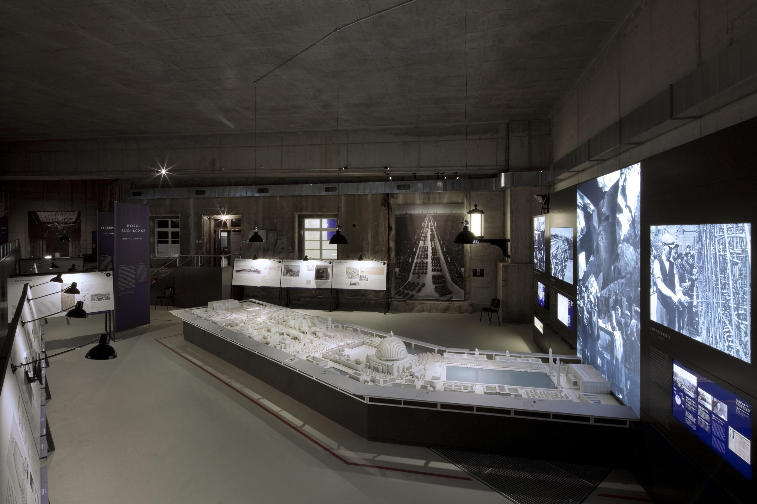 """Exhibition, """"Mythos Germania"""", Berlin"""