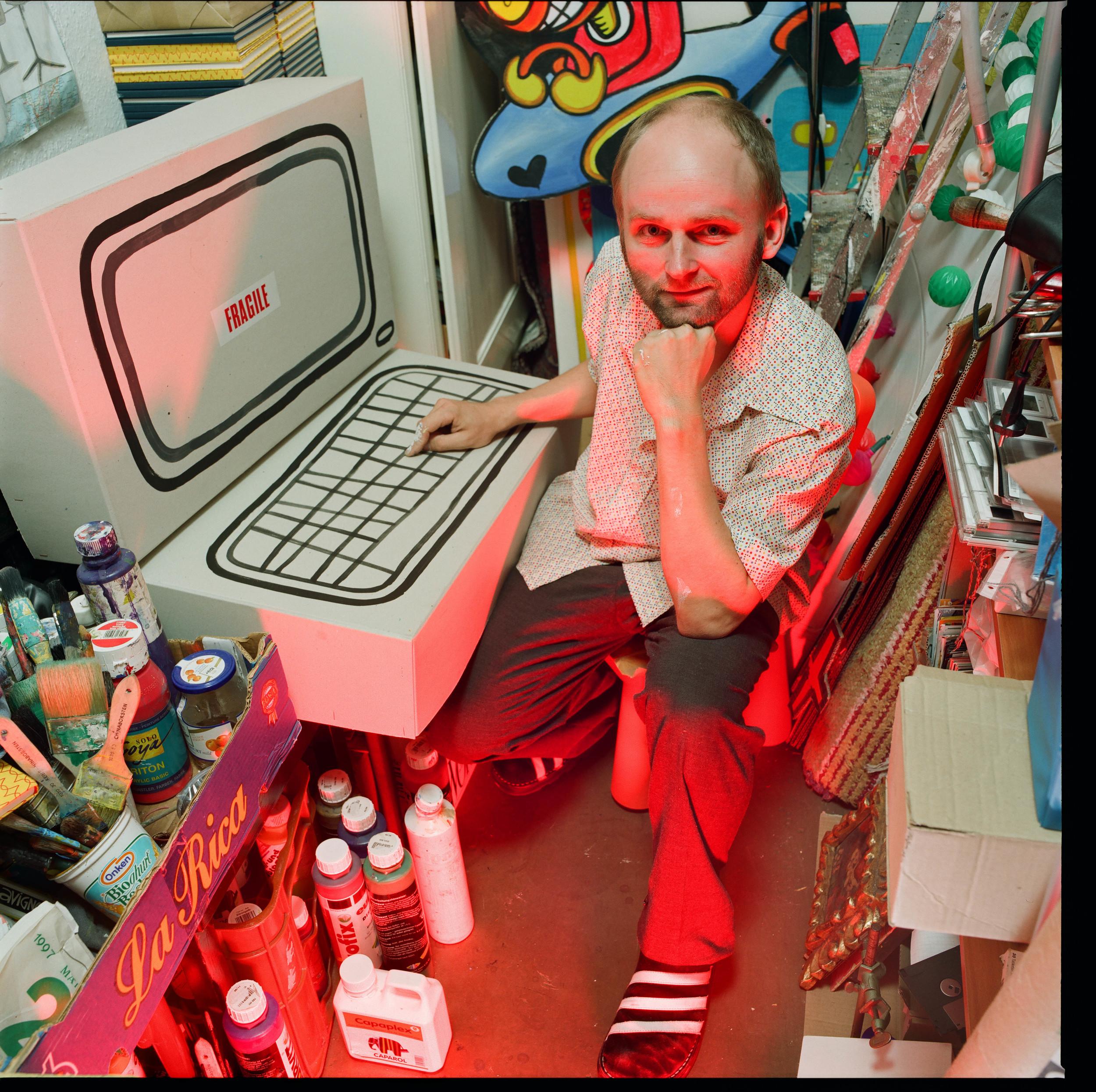 Jim Avignon, Berlin