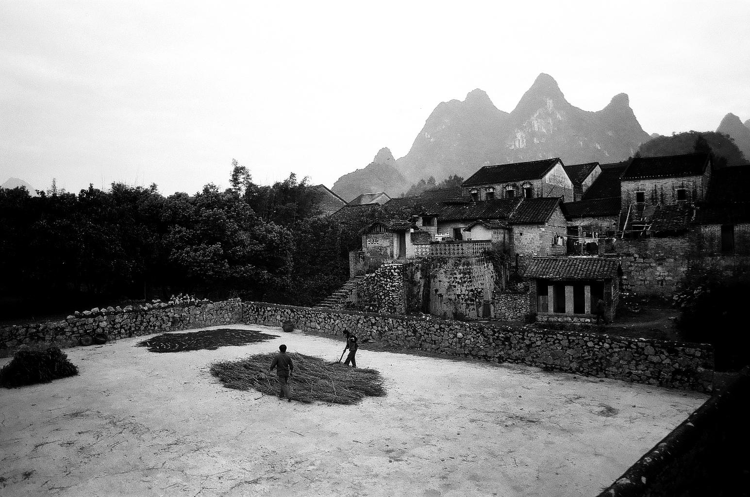 China, Guilin, 1985