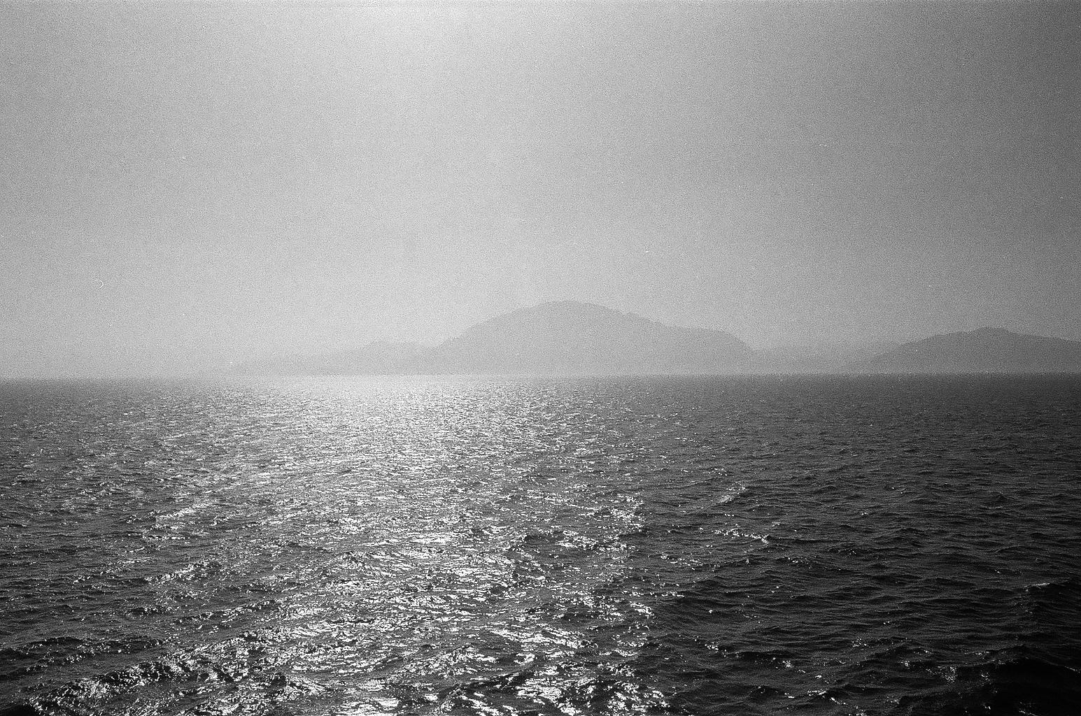 Strait of Gibraltar, 1989
