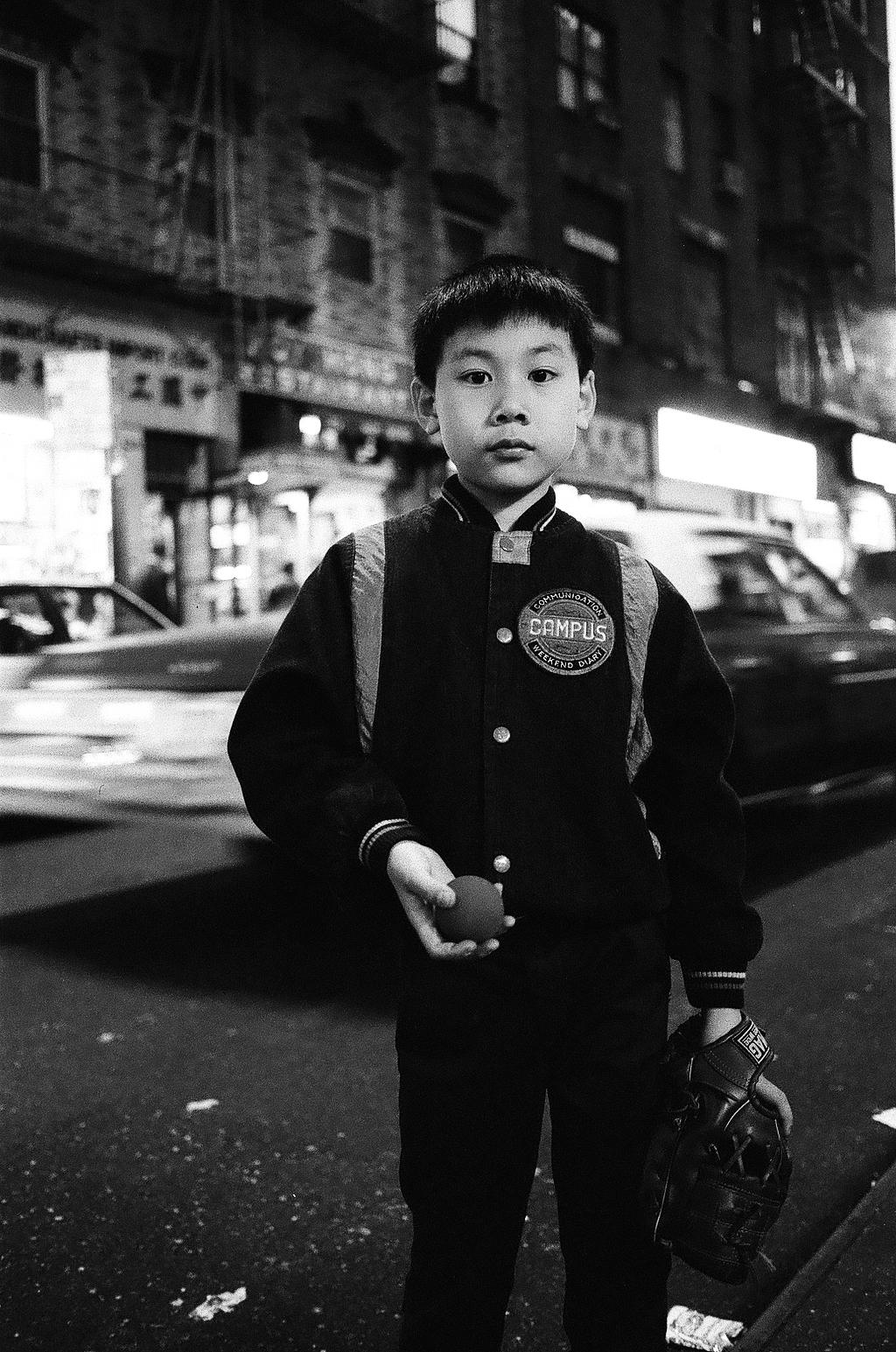 NYC, 1986