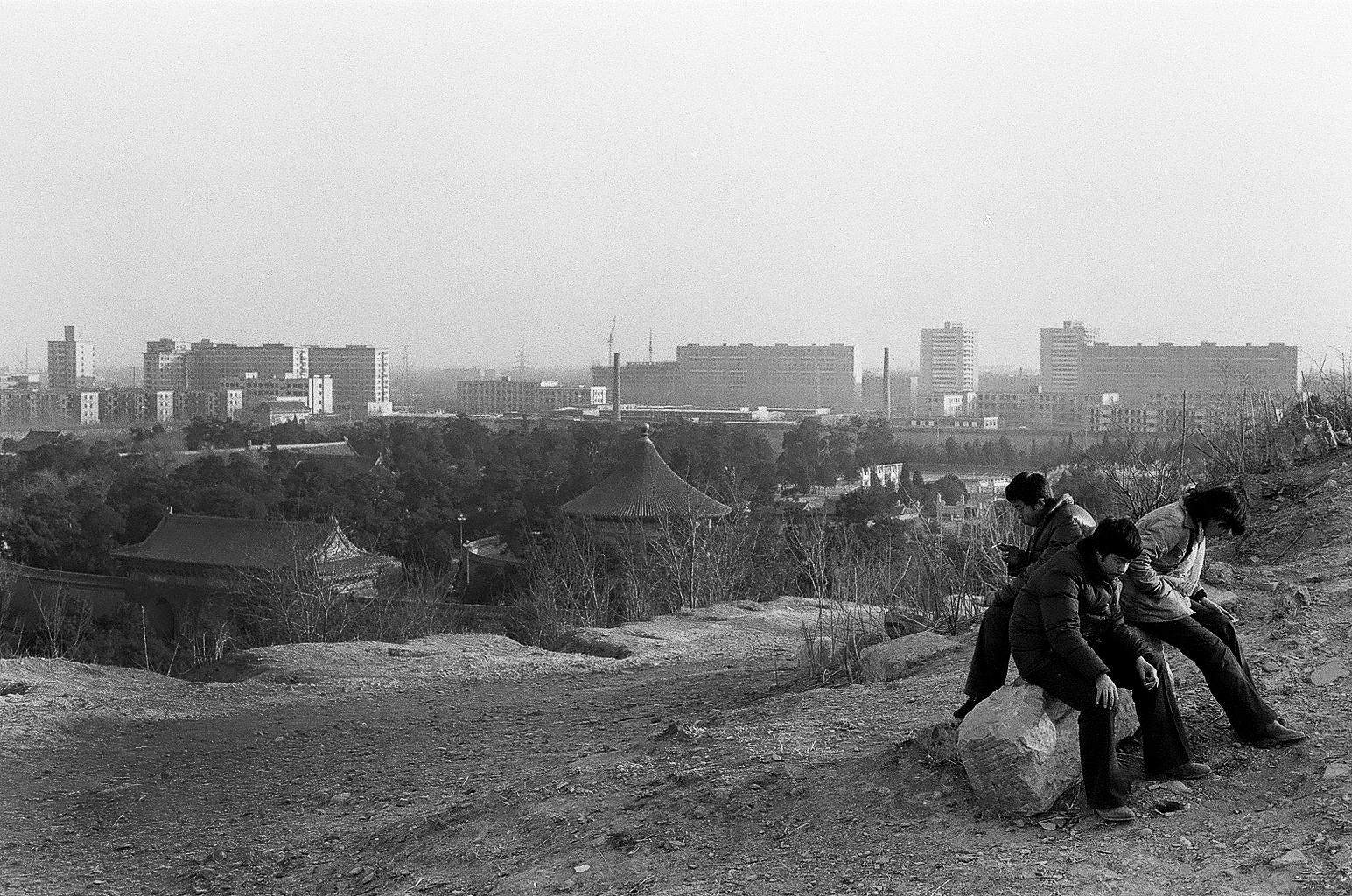 China, Beijing, 1986