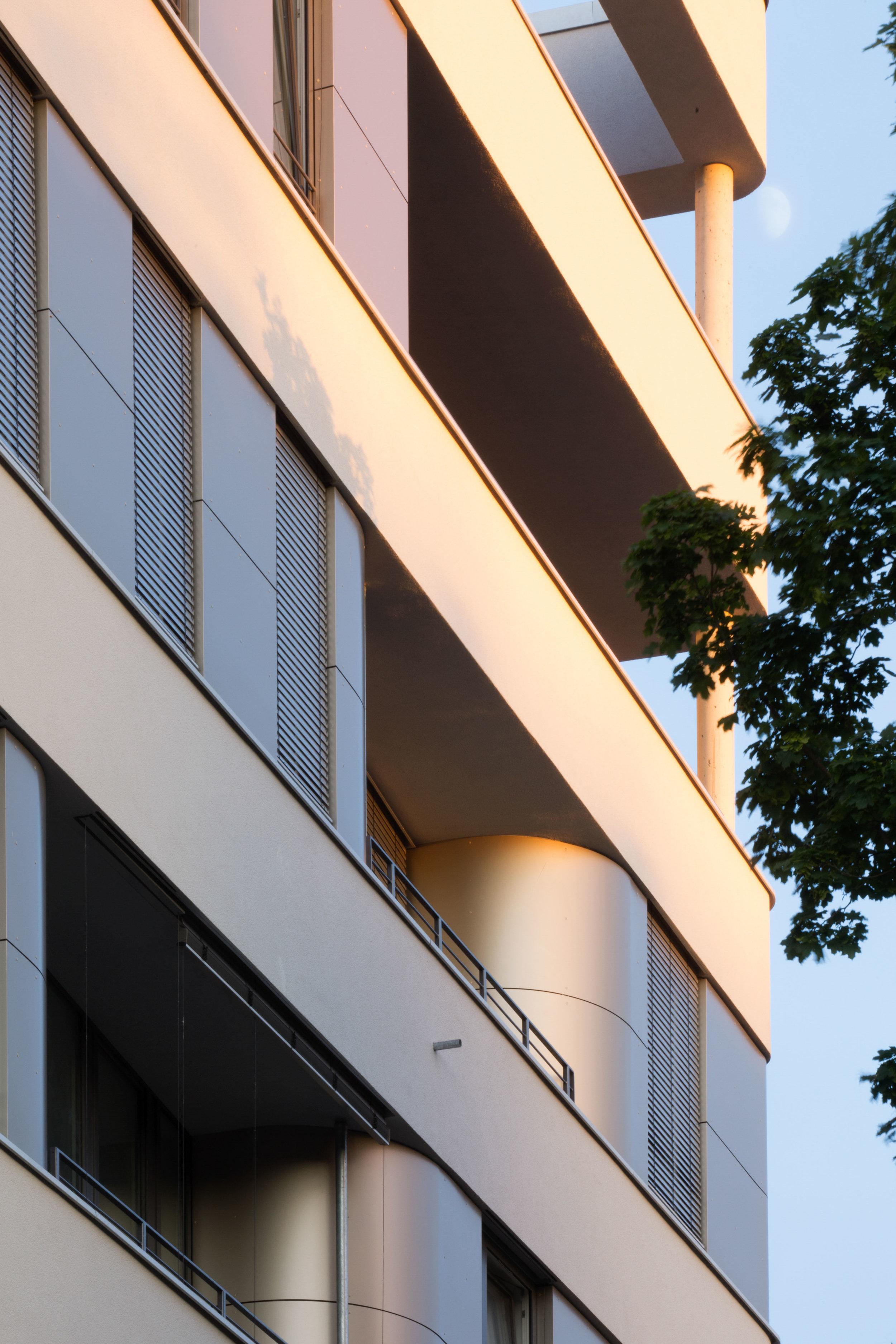 Private apartmenthouse, Lützowstraße, Berlin