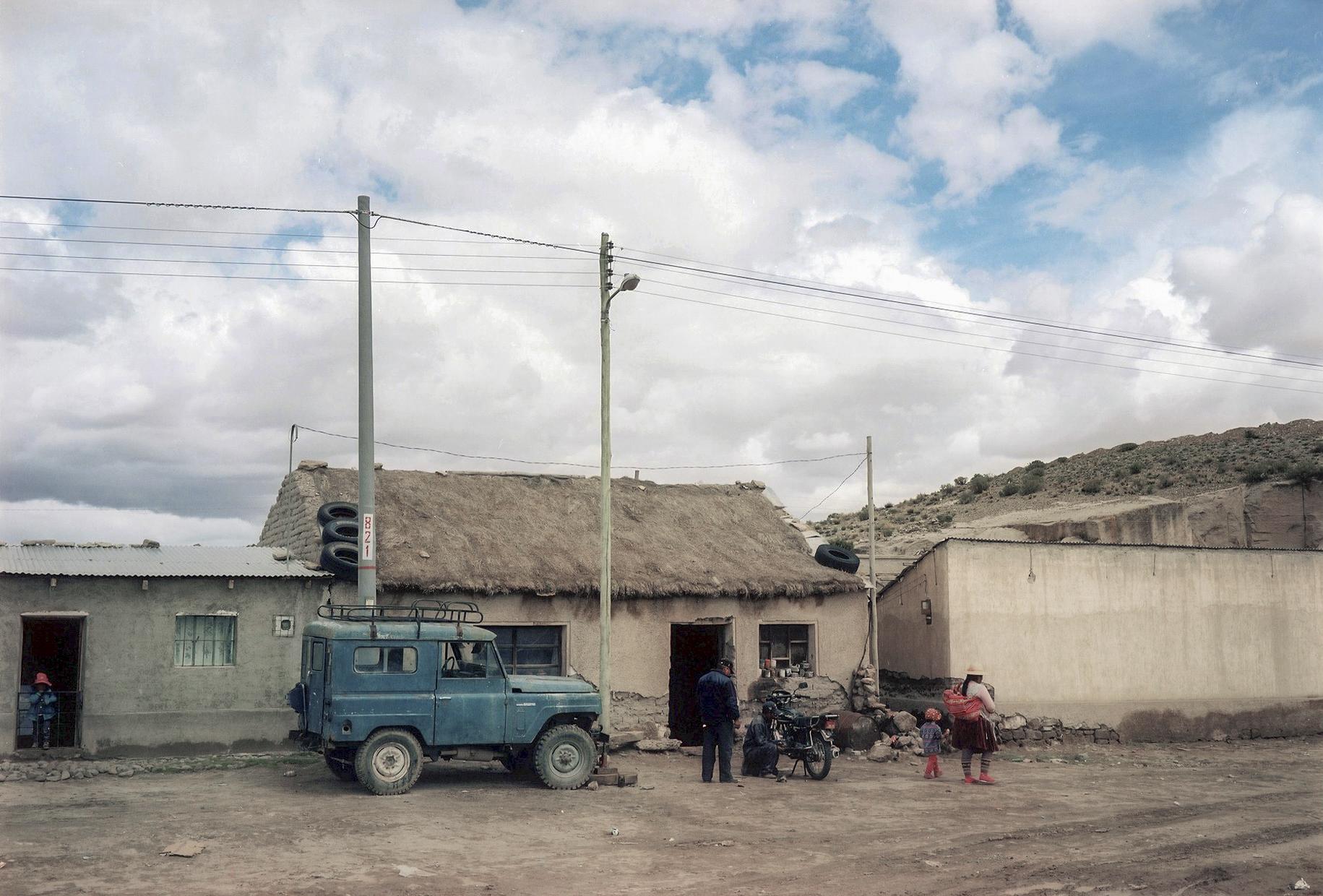 Rio Mulatos, Uyuni, Bolivia