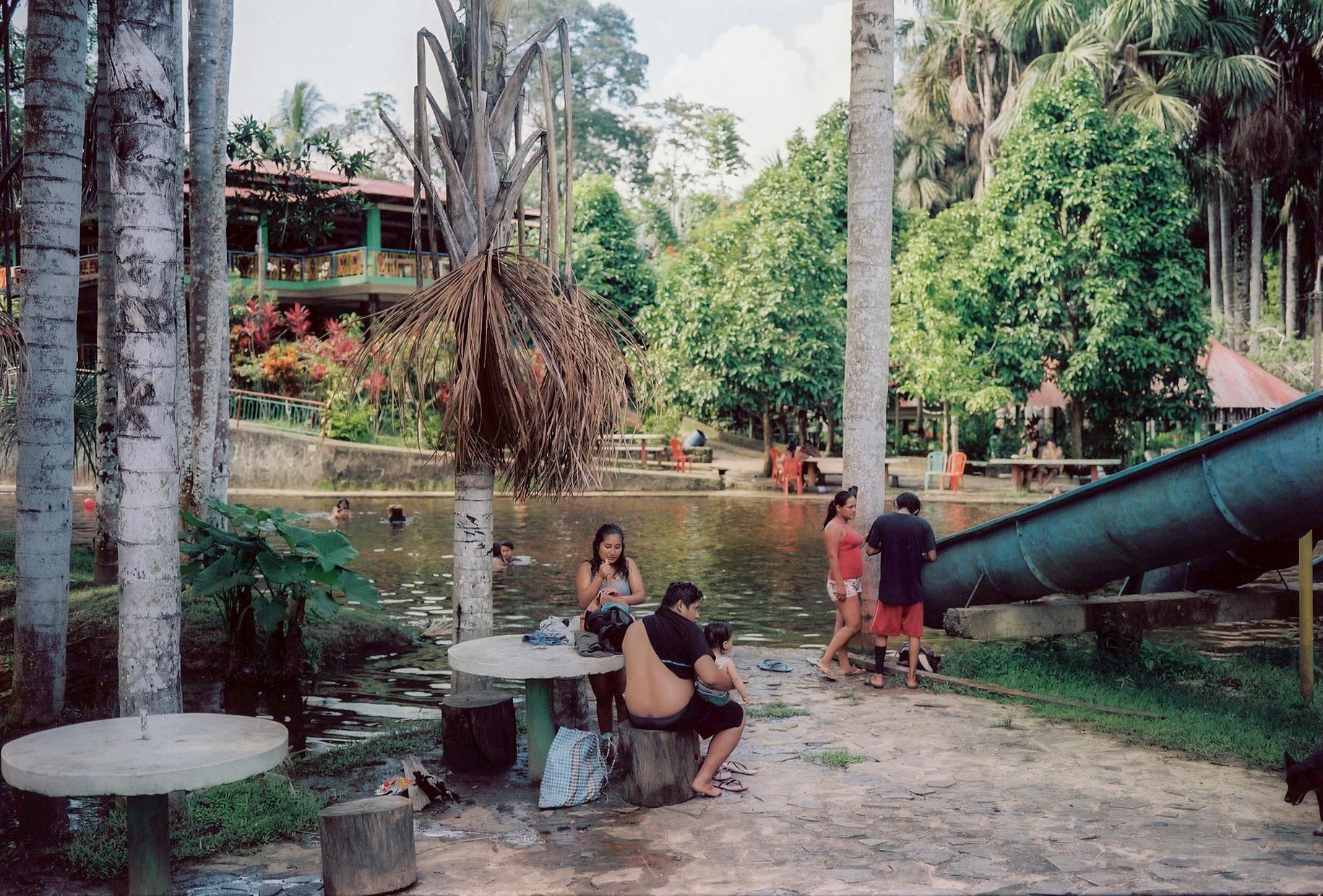Familyswim, Puerto Maldonado, Peru
