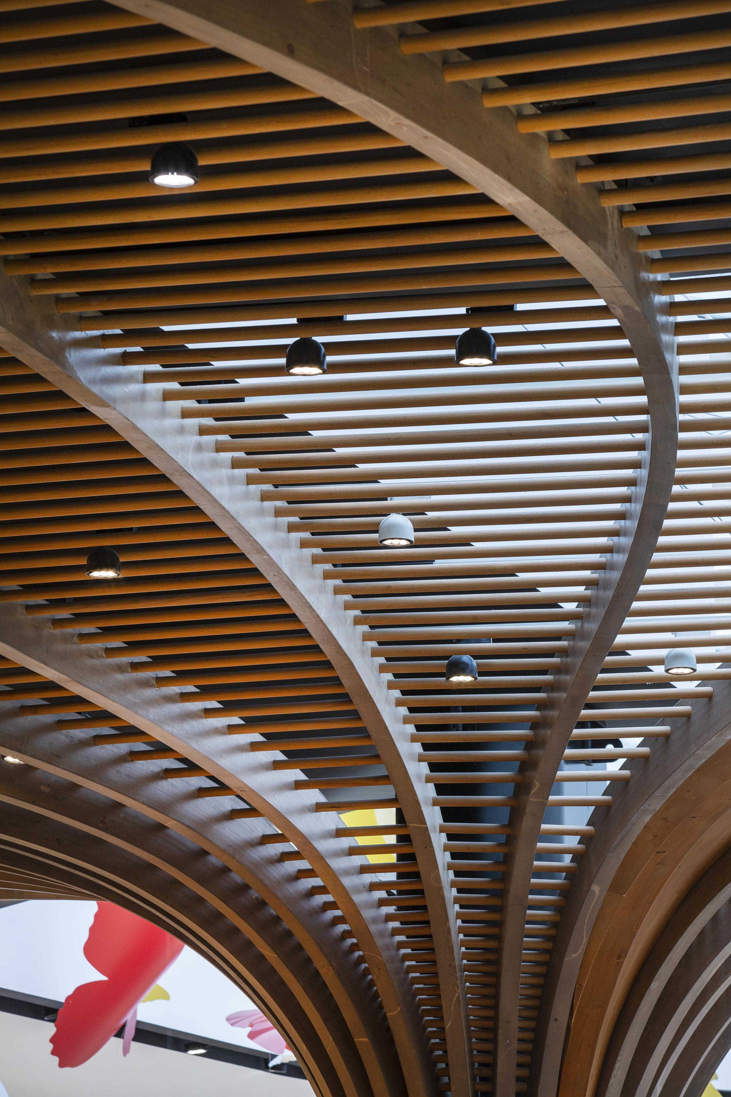 Shopping mall Orio, Bergamo, Italy