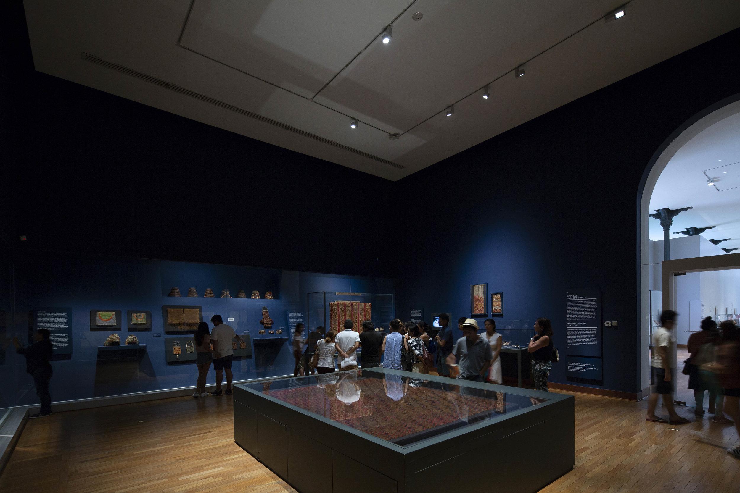 Museo de arte de Lima, Peru