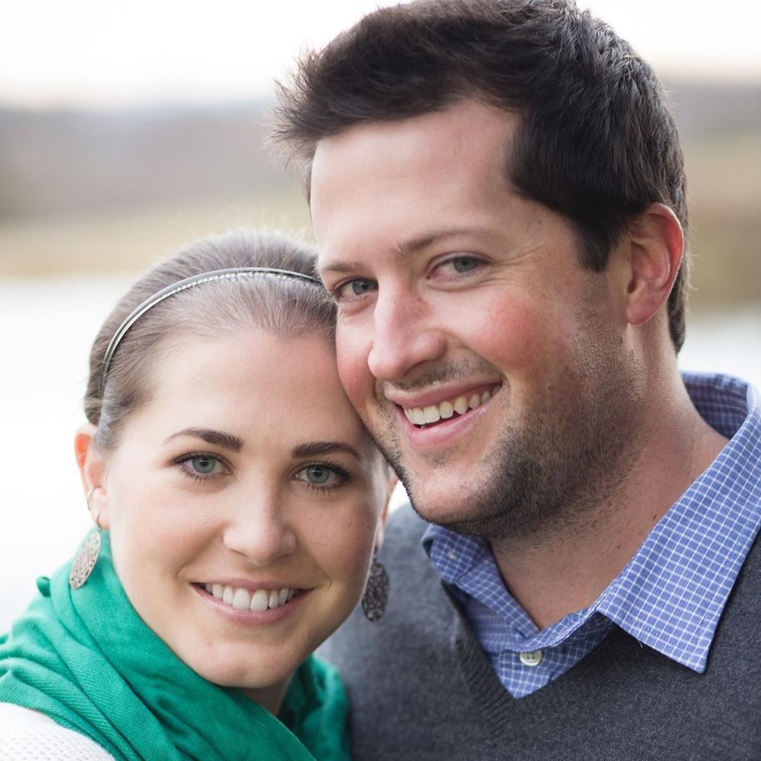 Lauren and Evan Durrer