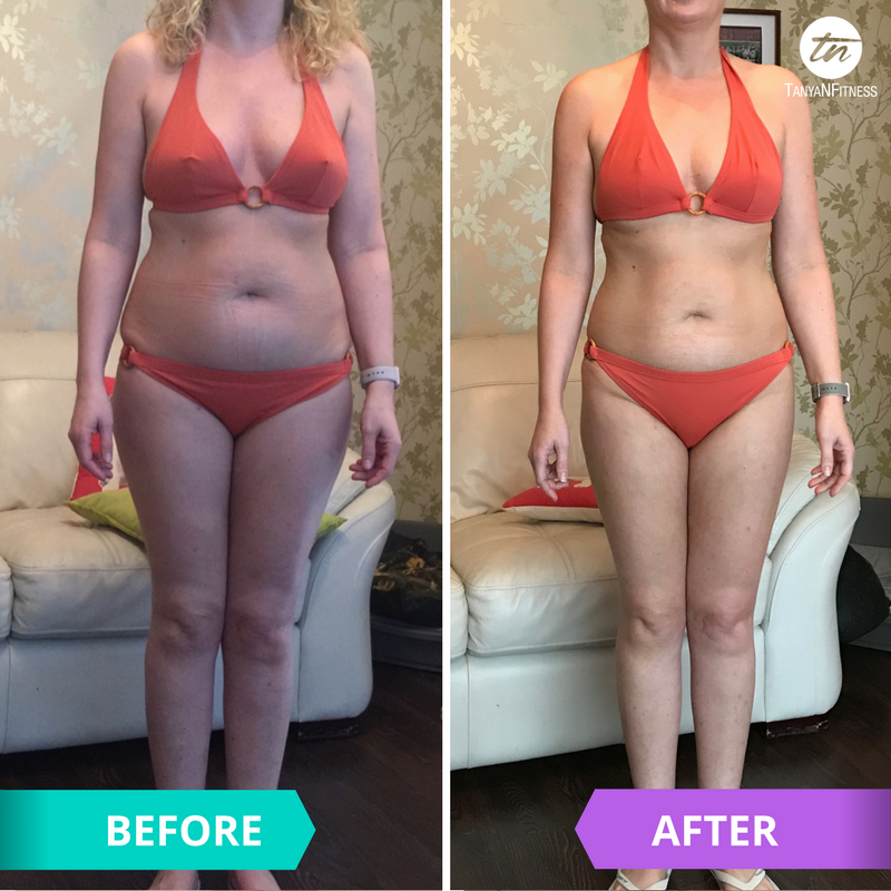 CLIENT RESULTS — Fat Loss Coach & Personal Trainer
