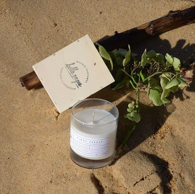We are back in production & pouring candles like never before. For orders and wholesale just drop an email. Here our fig favourite • Plage Perdue, with lovely scent of wild fig & bergamot🐚🌿💚 #scentedcandles #wayoflife #surfing #summervibes #inspiration #bellevague #beachlife #bellevaguecandles #wayofliving  #scentedcandles #handmade #hossegor #handmadefrance #craft #craftdesign #shoplocal #craft #crafts