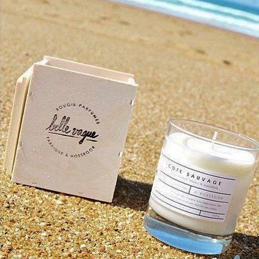 Inspired by beautiful South-West France ~ All our candles are 100% hand made ~ They arrives in hand-printed wooden box. Here our Côte Sauvage with its scent of juicy grapefruit & fresh bamboo ~ this is one of our best-sellers🌱 #scentedcandles #wayoflife #surfing #summervibes #inspiration #bellevague #beachlife #bellevaguecandles #wayofliving  #scentedcandles #handmade #hossegor #handmadefrance #craft #craftdesign #shoplocal #craft #crafts