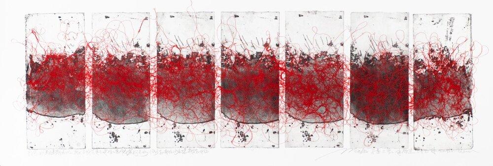 SAMH013 MA Hui, Movement, 2019, mixed media,103x32cm.jpg