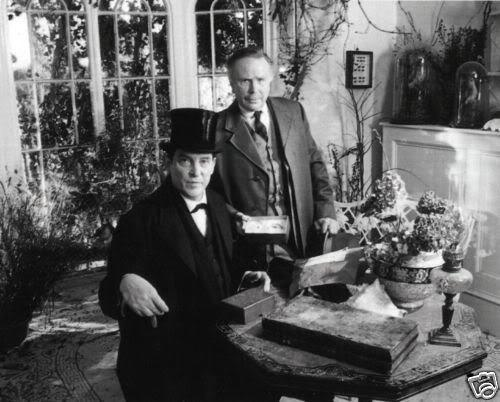 Mitä olisi Sherlock Holmes ilman John Watsonia? Kuva: Fanpop