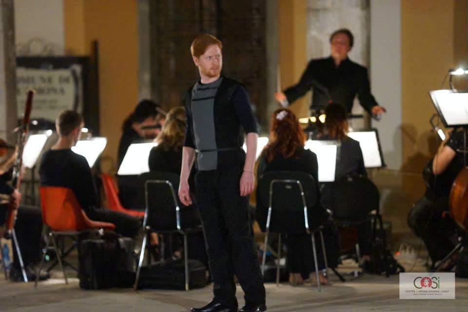 Publio, La clemenza di Tito, Centre for Opera Studies in Italy, 2013