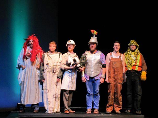 Starveling, A Midsummer Night's Dream - Halifax Summer Opera Workshop, 2012