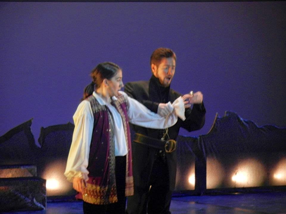 Melisso, Alcina - Opera NUOVA, 2012