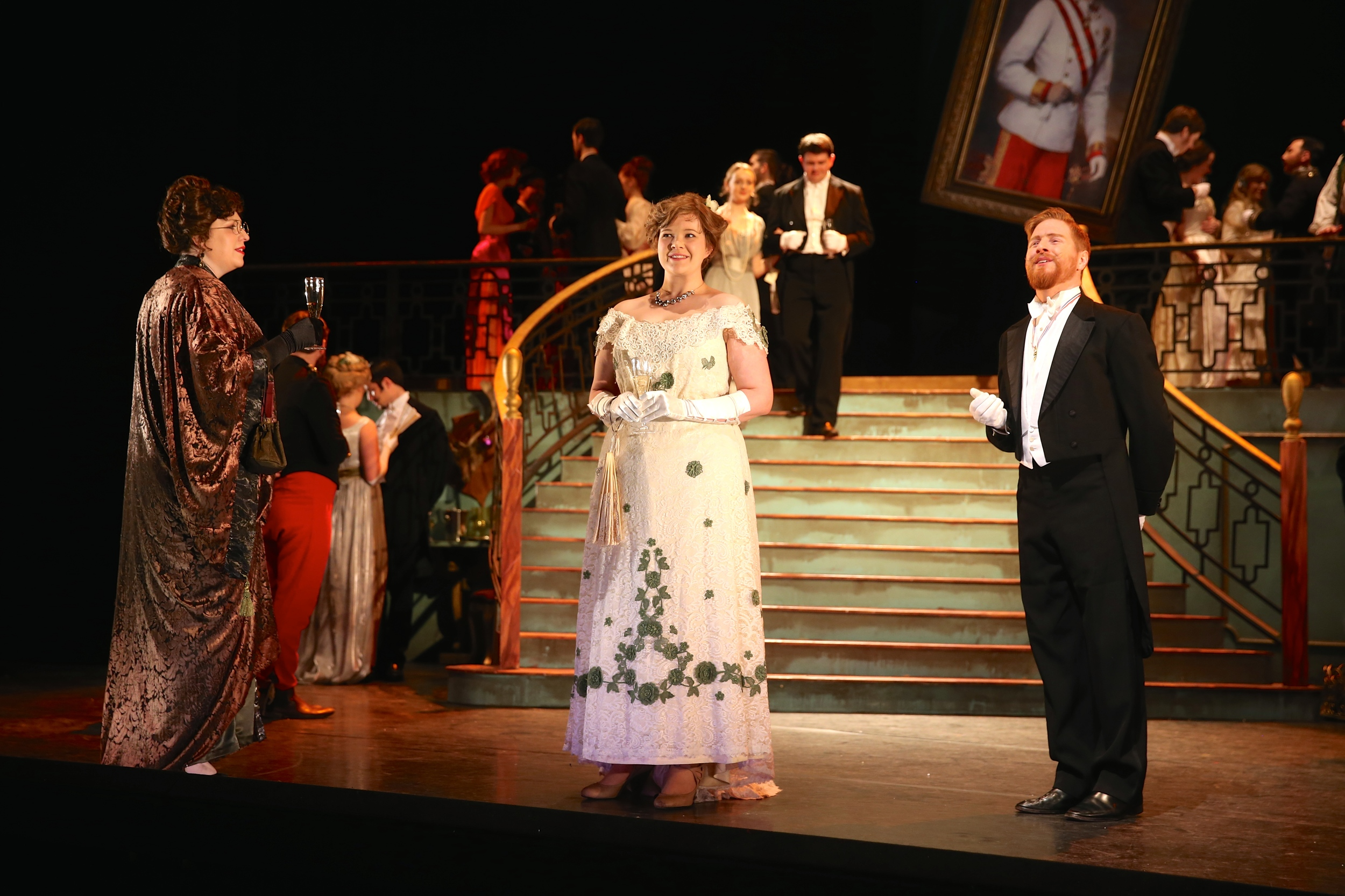 Cascada, The Merry Widow - Royal Northern College of Music, 2014