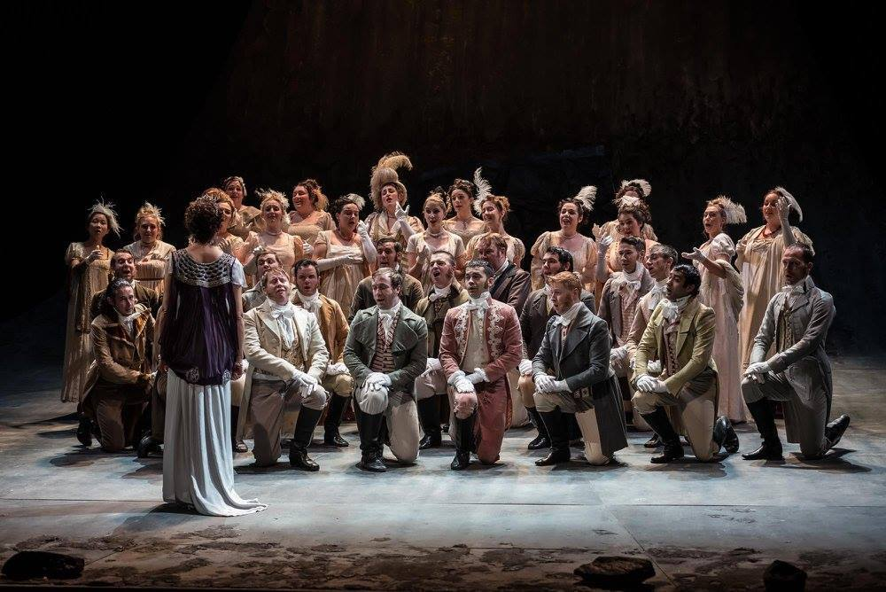 Herculanum - Wexford Festival Opera, 2017