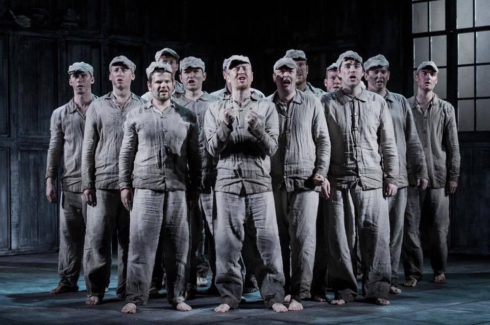 Prisoner 2, Leonore - Buxton International Festival, 2016