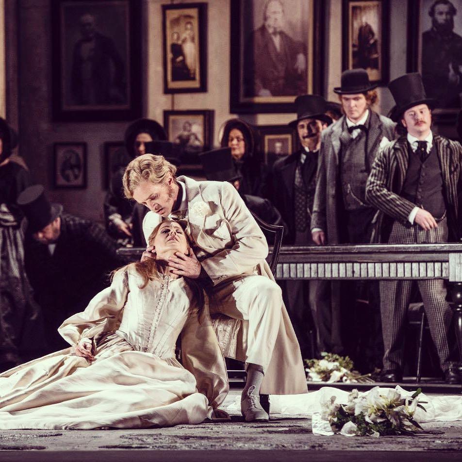 Lucia di Lammermoor - Den Norske Opera & Ballett, 2018