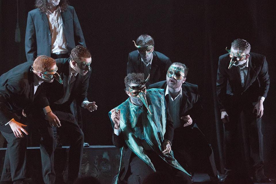 Rigoletto - Wexford Festival Opera Short Works, 2017