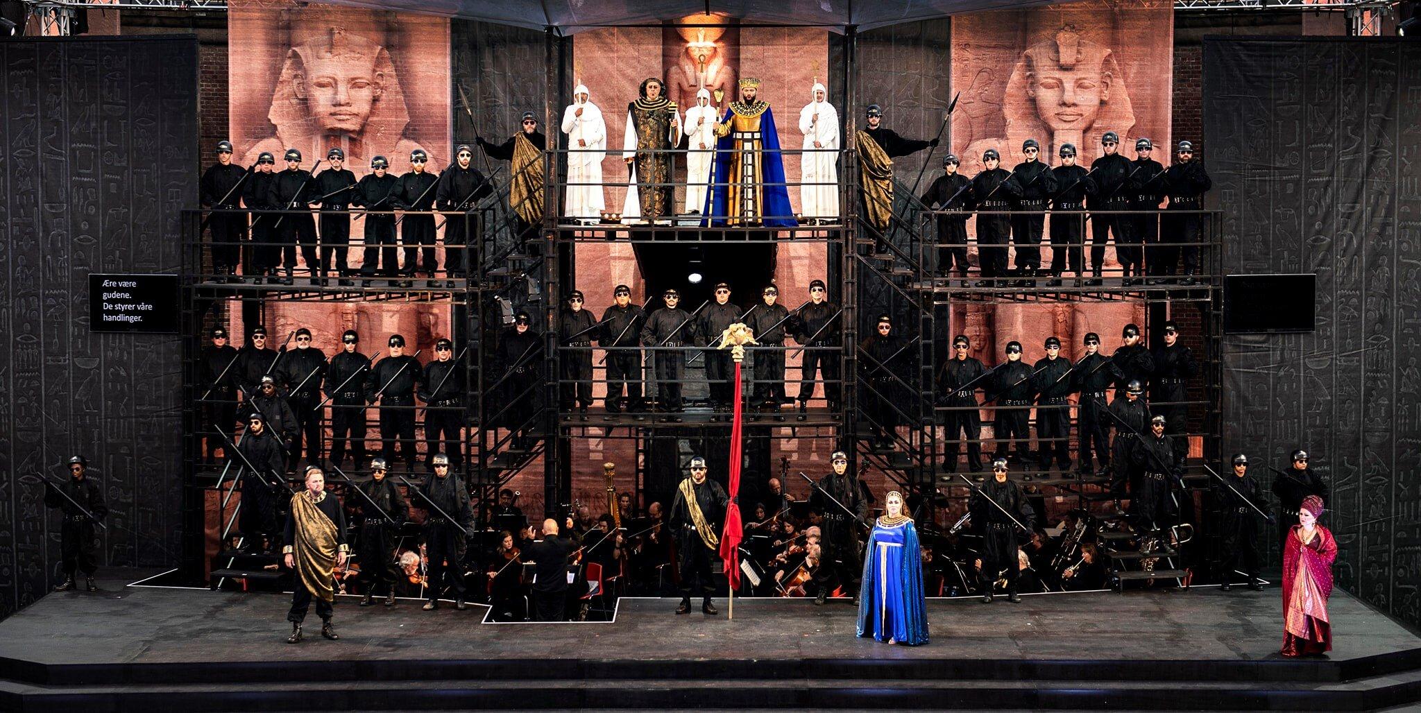 Aida - Oscarsborg Operaen, 2019