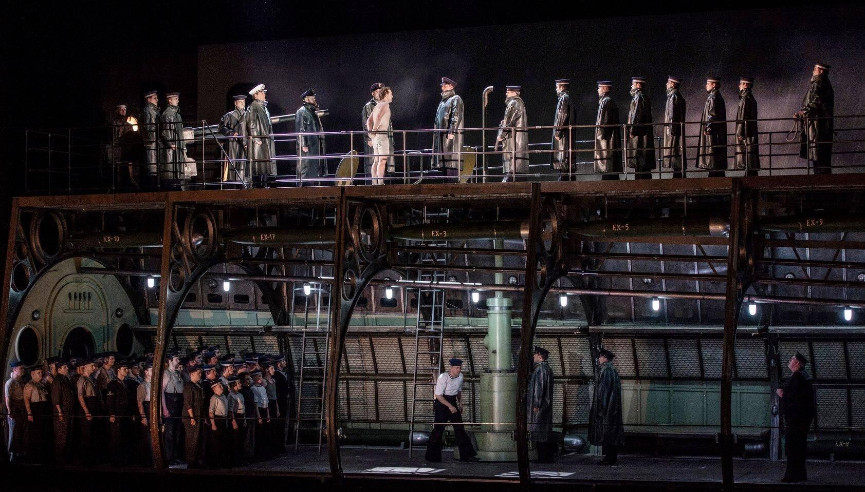 Billy Budd - Den Norske Opera & Ballett, 2019