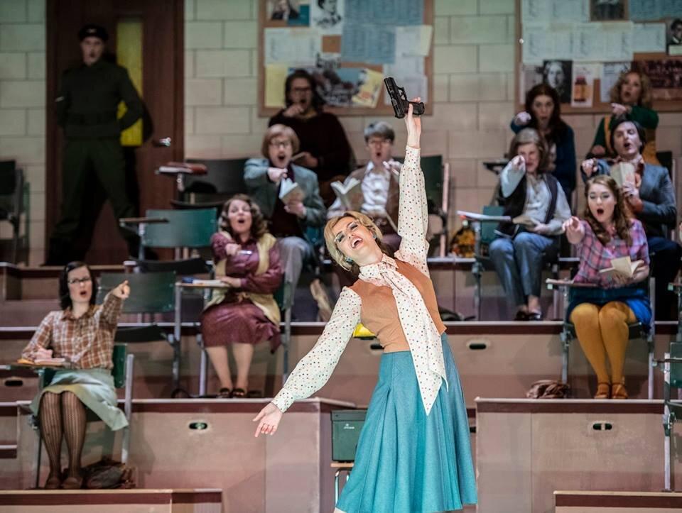 L'elisir d'amore - Den Norske Opera & Ballett, 2018/19