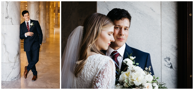 Bridal Portraits Wedding Photographer SLC