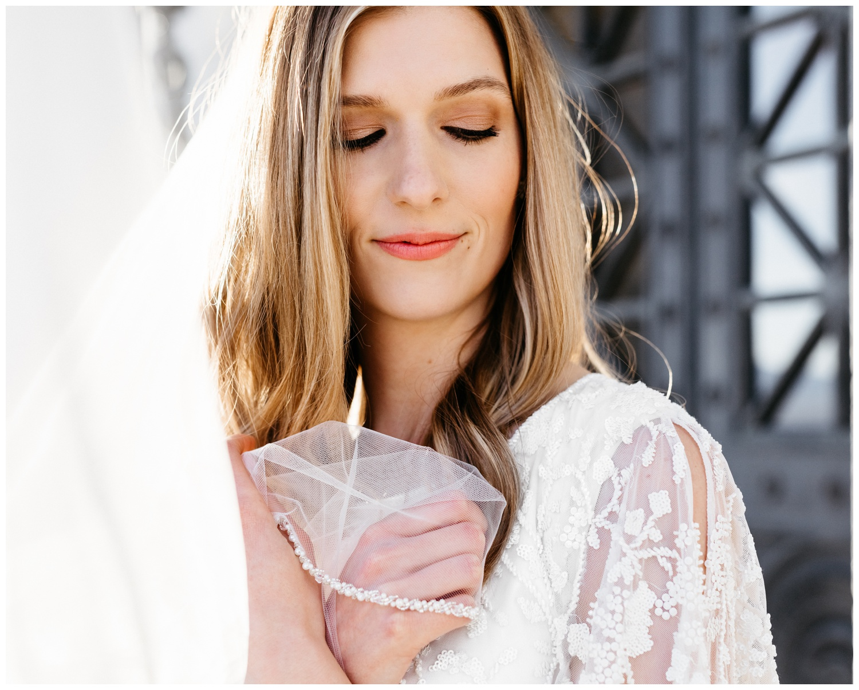 Bridal Portrait Photographer in SLC
