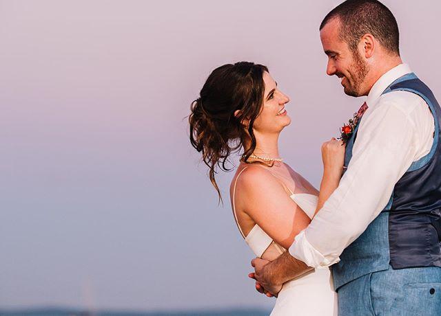 We are absolutely loving these photo highlights from Kyra & Matt's summer wedding on the Susquehanna River in MD! | Courtesy @laurencphotog #scorpiodjs #dmvweddings #weddingDJ #DJlife #theknot