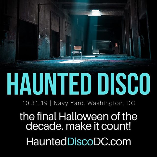 We are proud to welcome @westhalfapts as our official Media Sponsor of HAUNTED DISCO!  A FRONT-ROW SEAT TO THE BALLPARK DISTRICT, WEST HALF IS HITTING URBAN LIVING OUT OF THE PARK. Steps from Nationals Park, the Capitol Riverfront and the Yards, its' spirited streetscape is alive with distinctive shops, dining and recreation galore. Inside, West Half's natural tranquility centers and restores with open, airy floorplans, charming courtyards and personalized amenities. Designed by renowned New York-based ODA Architecture, West Half's iconic landscape and holistic energy render a shift in limitless urban living.  Check out West Half at www.westhalf.com & grab those party passes online at www.HauntedDiscoDC.com  #haunteddiscodc #scorpiodjs #westhalfdc #halloweeniscoming #202creates #navyyard #capitolriverfront #halloween