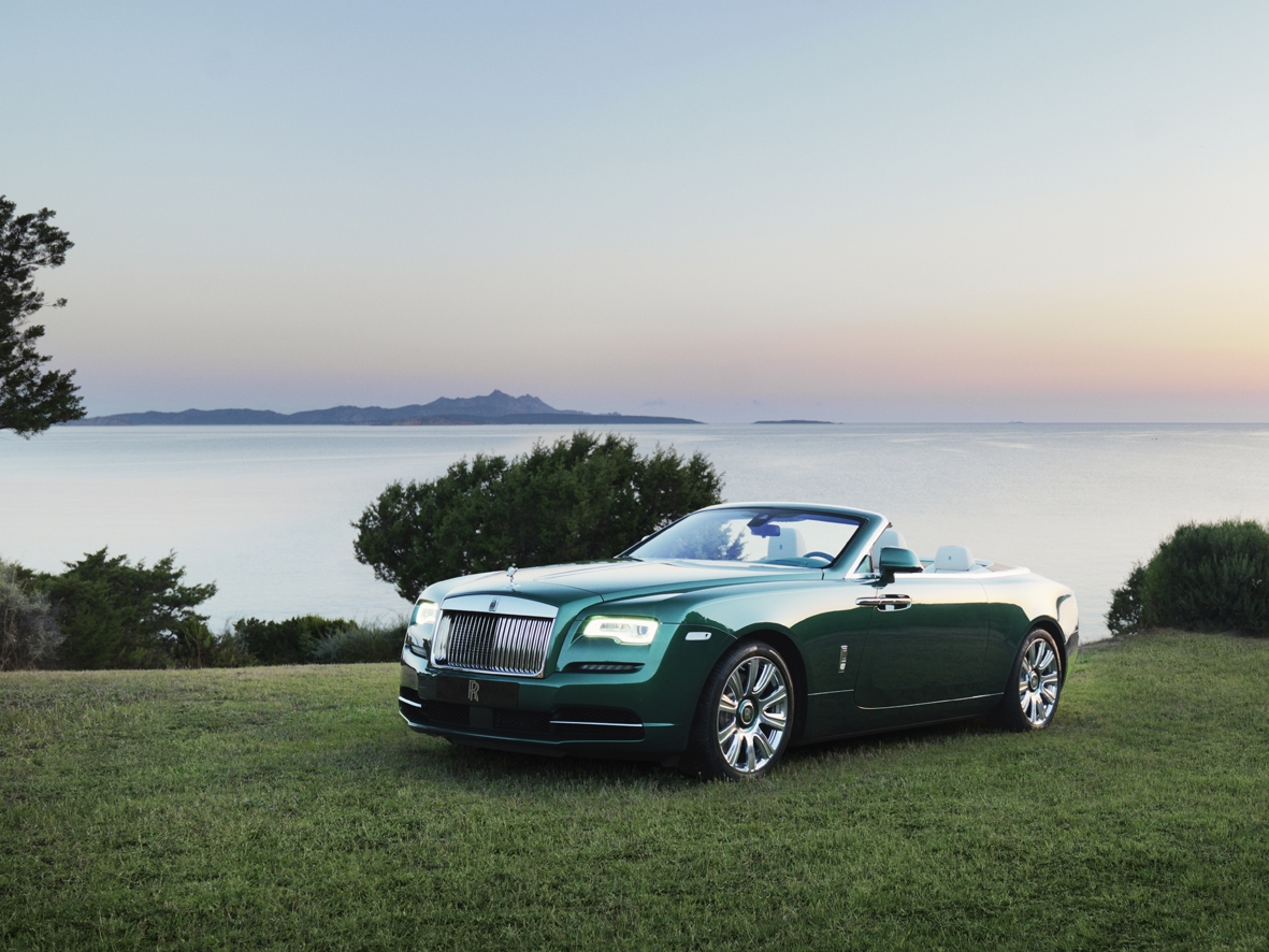 Rolls Royce Motor Cars  The Costa Smeralda is an abundant source of inspiration for artisans the world over. London-based tattoo artist Mo Coppoletta was party to such inspiration.   LEARN MORE...