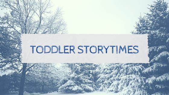 Toddler Storytime Winter Week 5!