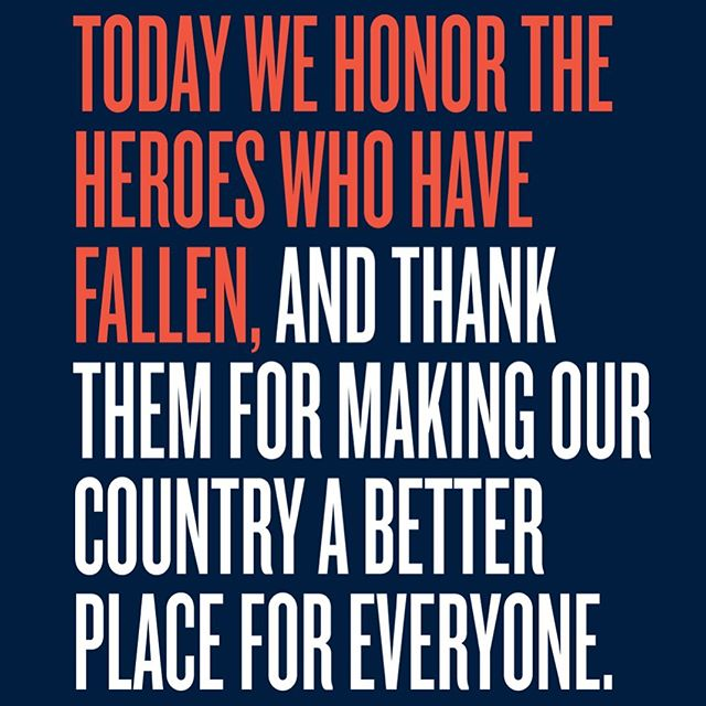 Take a moment to remember 🇺🇸🇺🇸🇺🇸🇺🇸🇺🇸🇺🇸🇺🇸 #memorialday #mdw2019