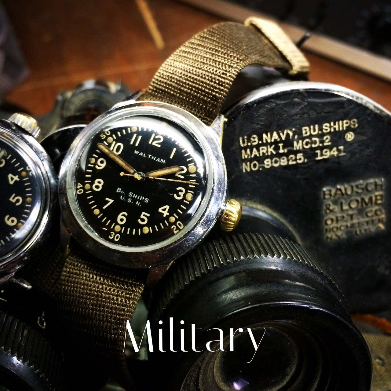 Shop Military
