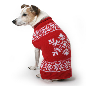 Red Snowflake Dog Sweater .jpg