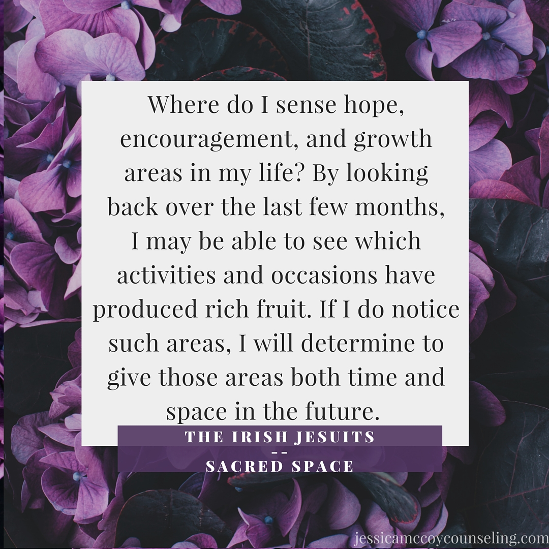 Sacred Space  is a powerful daily prayer book.