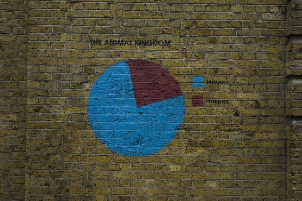 welcome to London, goodbye biodiversity